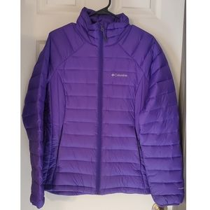 Columbia Turbodown Puffer Coat